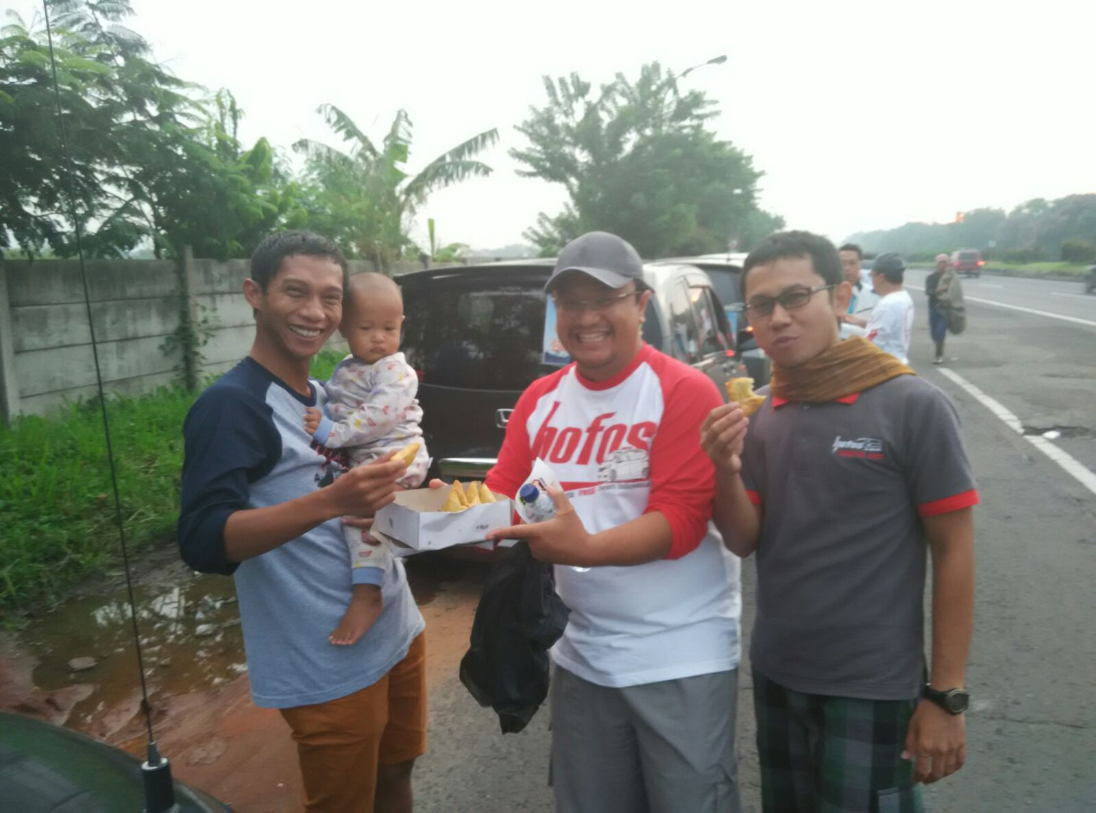 Touring HOFOS BEST ke Pangandaran