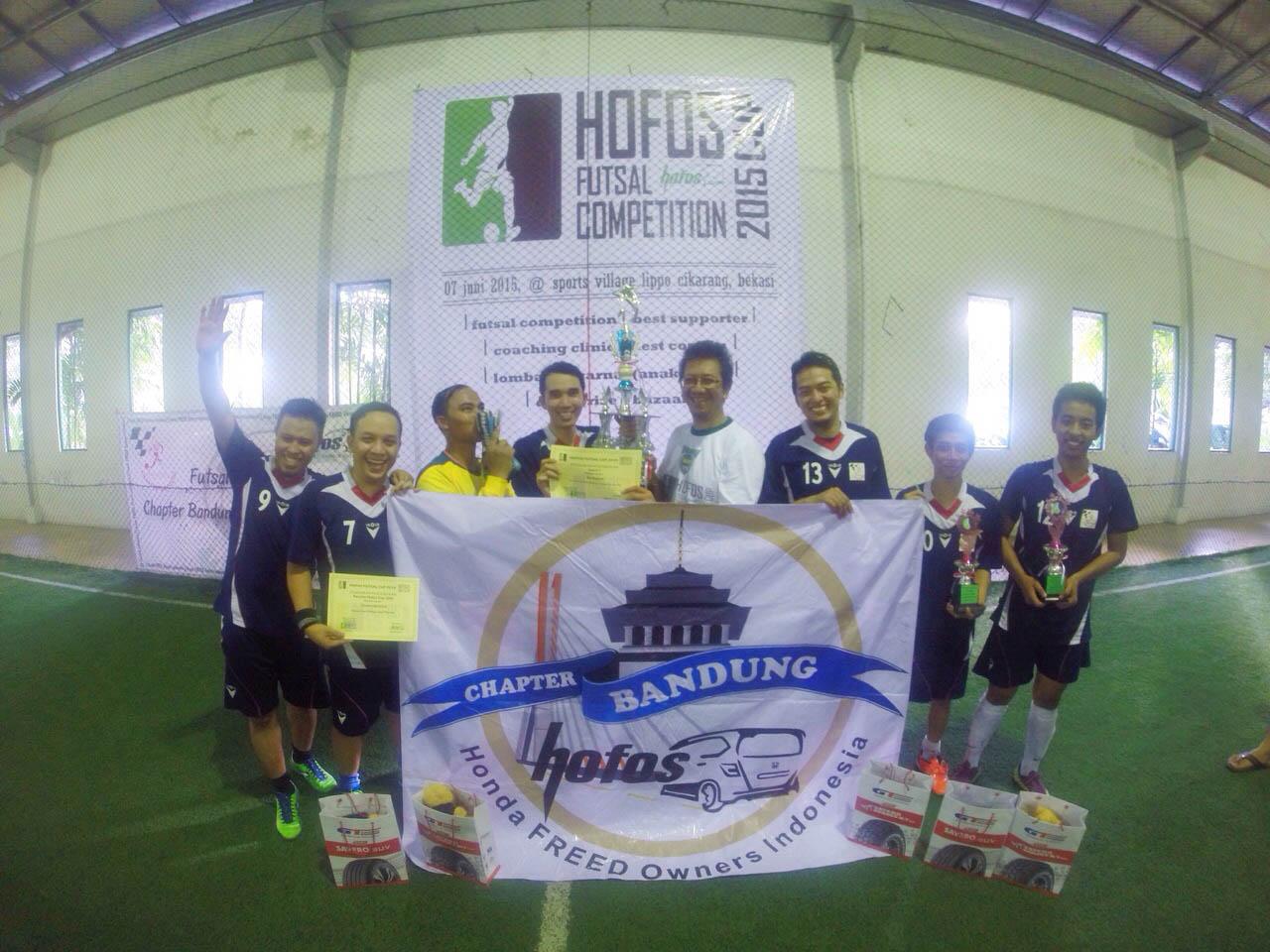 HOFOS CUP 2015