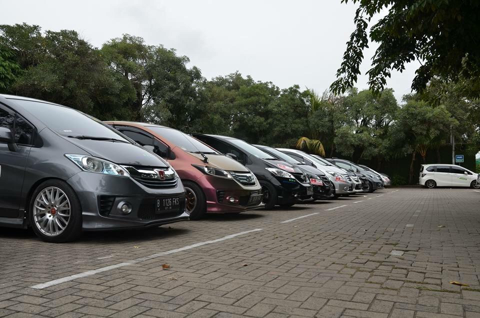Touring HOFOS BEST HEJ DECIBU HCB ke Lampung