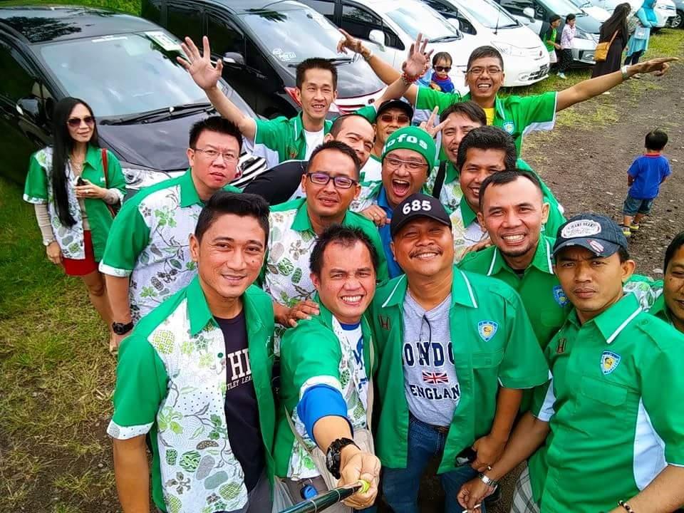 Touring BEST, WEST, HEJ ke Lembang Bandung